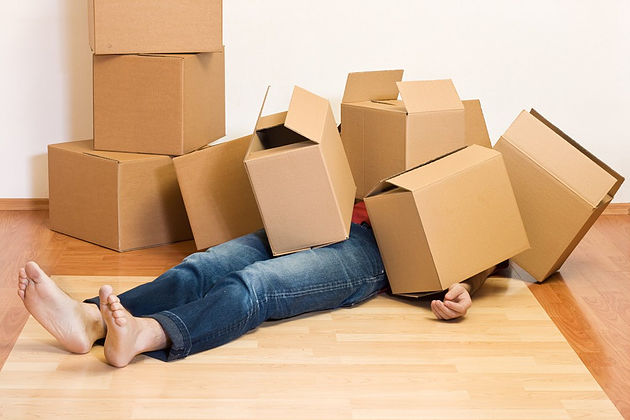 Top Tips for Packing When Moving Home